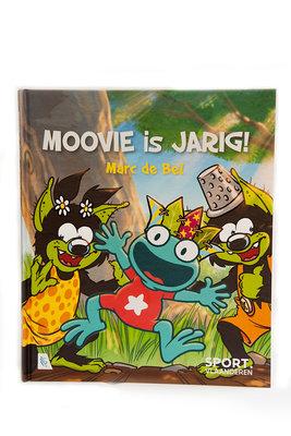 Voorleesboek 'Moovie is jarig' - harde kaft