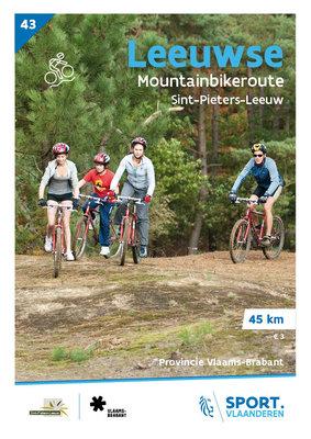 Route Sint-Pieters-Leeuw