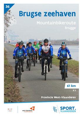 Route Brugse Zeehaven
