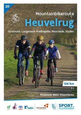 Route Langemark-Poelkapelle, Houthulst, Moorslede, Staden