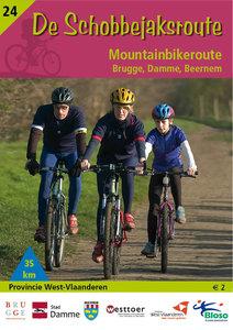 Route Brugge, Damme, Beernem