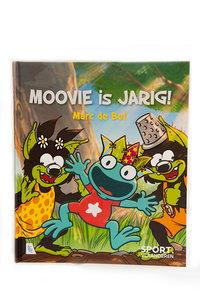 Voorleesboekje 'Moovie is jarig' - harde kaft