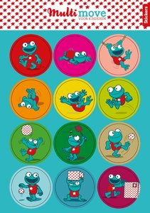 Stickers (per 100 stuks)